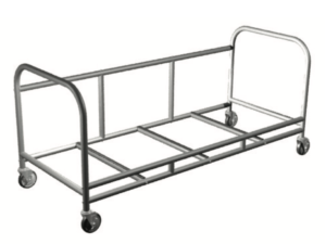 Genu-Fold – Mobile Table Cart