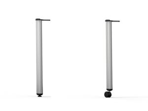 Aluminum Series – Aluminum Post Legs – Individual
