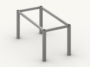 Parsons Frame – Counter Height