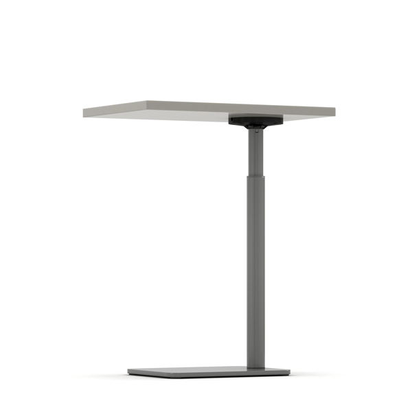 Laptop Table Adjustable Height Rectangle 9x12